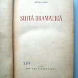 LETITIA PAPU, SUITA DRAMATICA, PRIMA EDITIE, 1959 !