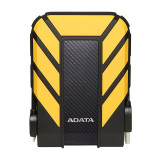 Hard disk extern ADATA Durable HD710 Pro 1TB 2.5 inch USB 3.1 Yellow, 1-1.9 TB