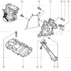 Bucsa de centrare motor Renault Clio 2, Twingo 2 - Bucse auto