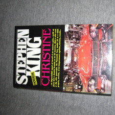 Stephen King-Christine - Carte Horror