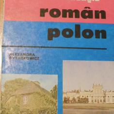 Ghid de conversatie roman-polon de Alexandra Bytnerowicz