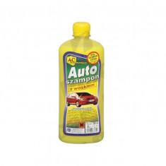 Sampon auto cu ceara AC Cosmetics pentru luciu 500 ml