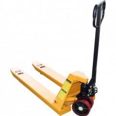Transpalet manual 2, 5 tone 2500 marca Martin - Transpaleti