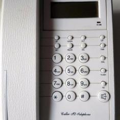 Telefon fix cu fir RDS HCD1988 (39) TSD + cablu 8-10 m