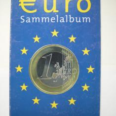 Album pentru serii EURO (clasor) - album clasor