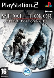 Medal of Honor - European Assault -  PS2 [Second hand], Shooting, 12+, Multiplayer