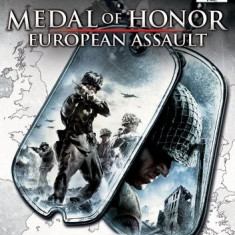 Medal of Honor - European Assault - PS2 [Second hand] - Jocuri PS2, Shooting, 12+, Multiplayer