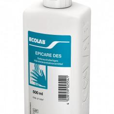 Dezinfectant pentru mâini EPICARE DES 500ml Ecolab - Oi/capre