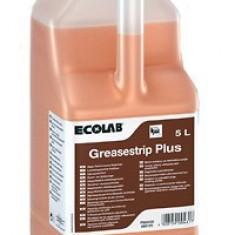 Degresant pentru grasime arsa (plite, cuptoare) GREASESTRIP PLUS 5L Ecolab