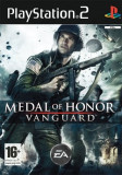 Medal of Honor - Vanguard -  PS2 [Second hand], Shooting, 12+, Multiplayer