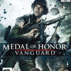 Medal of Honor - Vanguard - PS2 [Second hand] - Jocuri PS2, Shooting, 12+, Multiplayer