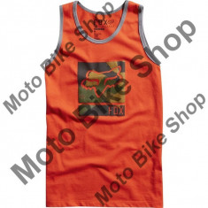 MBS FOX KINDER TANK GRISLER (JUGEND), blood orange, KXL, 15/037, Cod Produs: 13549472XLAU
