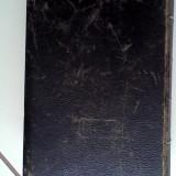 Biblie veche germana din 1880
