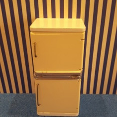 Frigider cu congelator DeLuxe - miniatura papusi