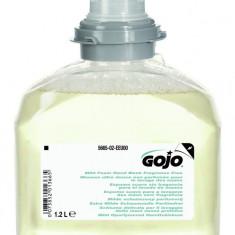 Sapun spuma, 1200 ml, Gojo Fragrance Free - Crema de maini