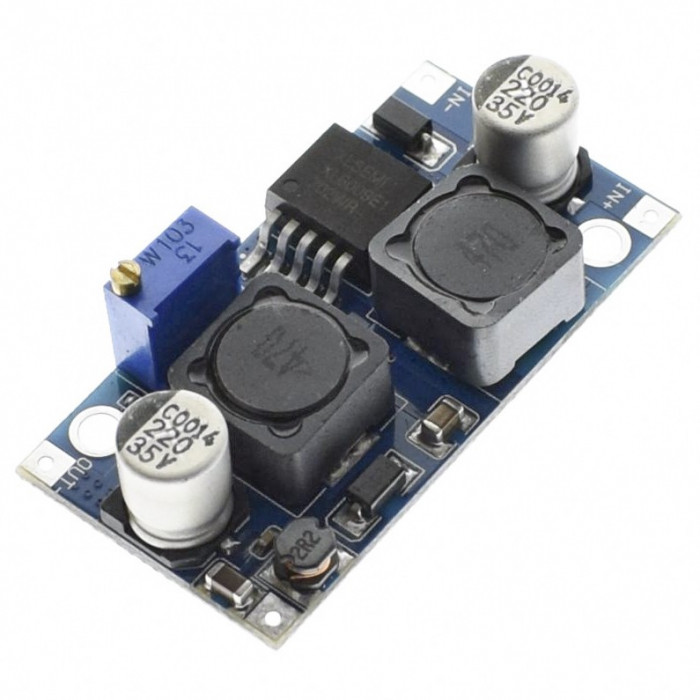 DC-DC converter step-up-down, IN: 3.8-32V, OUT:1.25-35V (3A) modul solar (DC889)