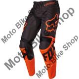 MBS FOX RENNHOSE 180 RACE, orange, 28, 17/144SB, Cod Produs: 1725400928AU - Imbracaminte moto