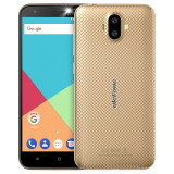 Ulefone S7 Plus, 3G, Dual SIM, 16GB, Android 7.0, Gold
