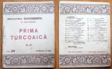 N. Batzaria , Prima turcoaica , interbelica