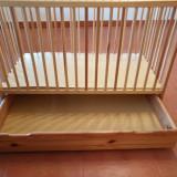 Patut lemn 120x60