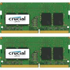 Memorie laptop Crucial 32GB DDR4 2400 MHz CL17 Dual Rank x8 Dual Channel Kit
