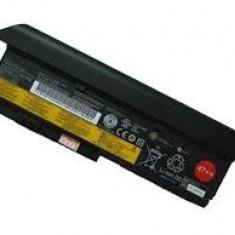 Baterii ( acumulatori ) laptop LENOVO x201, 9 celule, originale, garantie 6 luni - Baterie laptop Lenovo, 8000 mAh