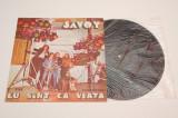 Savoy – Eu sint ca viata - disc vinil ( vinyl , LP )