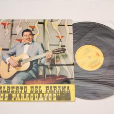 "Luis Alberto Del Parana si ""Los Paraguayos"" - disc vinil ( vinyl, LP ) - Muzica Latino electrecord"
