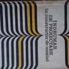 INDRUMAR DE PROIECTARE IN CONSTRUCTIA DE MASINI, VOL II