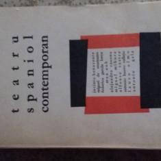 TEATRUL SPANIOL CONTEMPORAN - Carte Teatru