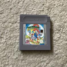 Joc Nintendo Game Boy Super Mario Land 2 : 6 Golden Coins in limba engleza - Jocuri Game Boy