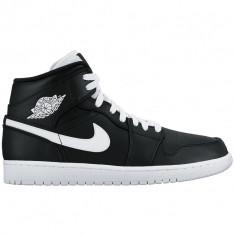 Pantofi sport barbati Air Jordan 1 Mid 554724-402 - Adidasi barbati Nike