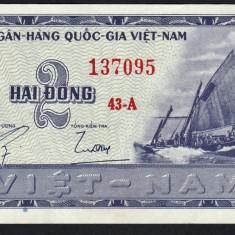 Vietnam 2 Dong ND(1955) - bancnota asia