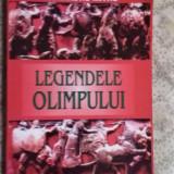 LEGENDELE OLIMPULUI, VOL 2, EROII - Carte mitologie