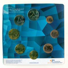 Olanda - Set monetarie Euro 2015, Europa