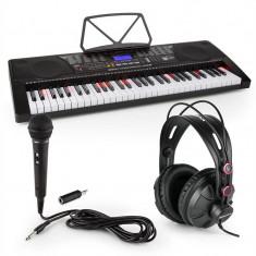 SCHUBERT ETUDE 225 USB, pian electronic de repetiții, căști și microfon - Harta Turistica