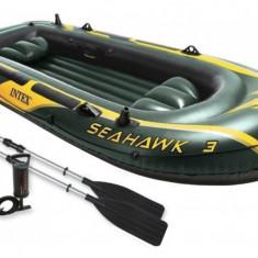 Seahawk 3 Set barca gonflabila 1 set - Caiac Canoe