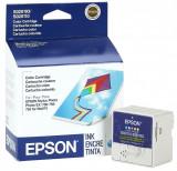 Cumpara ieftin Cartuş inkjet color original EPSON S020110 - NOU, SIGILAT., Multicolor