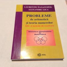 LAURENTIU PANAITOPOL PROBLEME DE ARITMETICA SI TEORIA NUMERELOR IDEI SI METODE