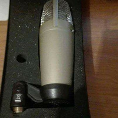Behringer C-3 - folosit doar o singura data (negociabil) - Microfon