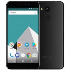 Vernee M5, 4G, Dual SIM, 32GB, Android 7.0, Negru