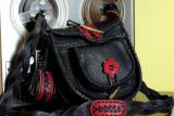 Poseta,geanta handmade etno