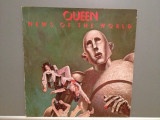 QUEEN - NEWS OF THE WORLD (1977/EMI-ELECTROLA/RFG) - Vinil/Analog/Impecabil (NM), emi records