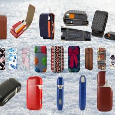 Personalizare IQOS, huse si stickere marca iSMOQ - Accesoriu tigara electronica
