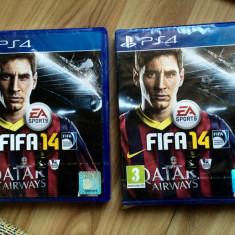 Fifa 2014 Ps4 Playstation 4-nou, sigilat - Jocuri PS4, Sporturi, 3+