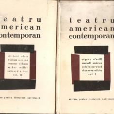 Teatru American Contemporan 2 vol. - Carte Teatru