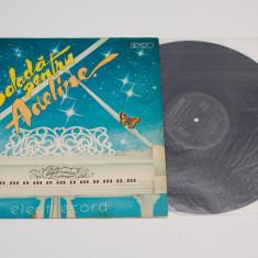 Clayderman – Balada pentru Adeline- disc vinil ( vinyl , LP ), electrecord