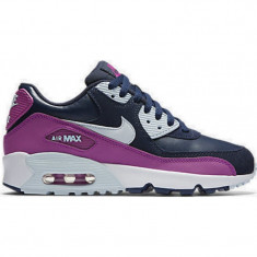 Pantofi sport dama Nike Air Max 90 Leather 833376-402