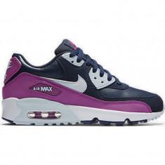Pantofi sport dama Nike Air Max 90 Leather 833376-402 - Adidasi dama