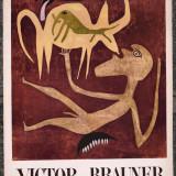 Victor Brauner - Afis-Litografie pe hartie Arches, format mare - RARITATE